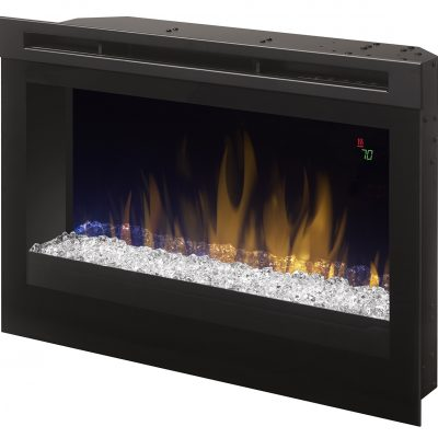 25 Electric Firebox