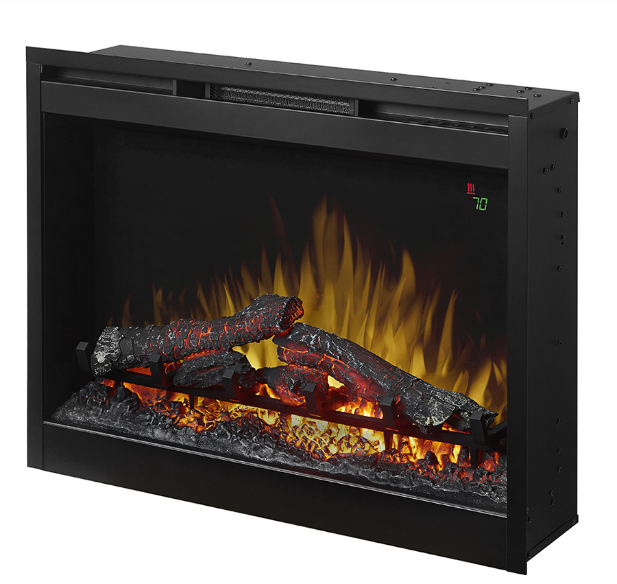 26 Electric Firebox