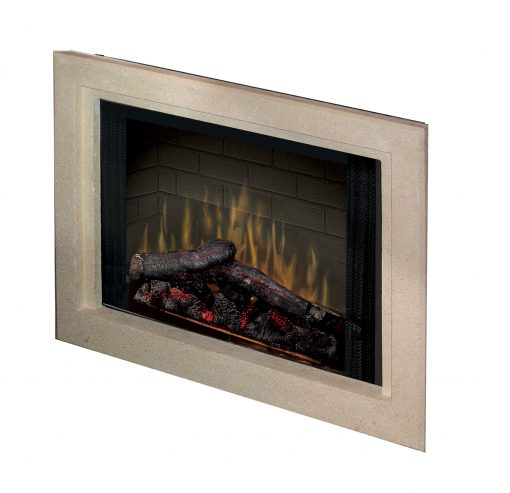 33 Deluxe Built-in Electric Firebox-2