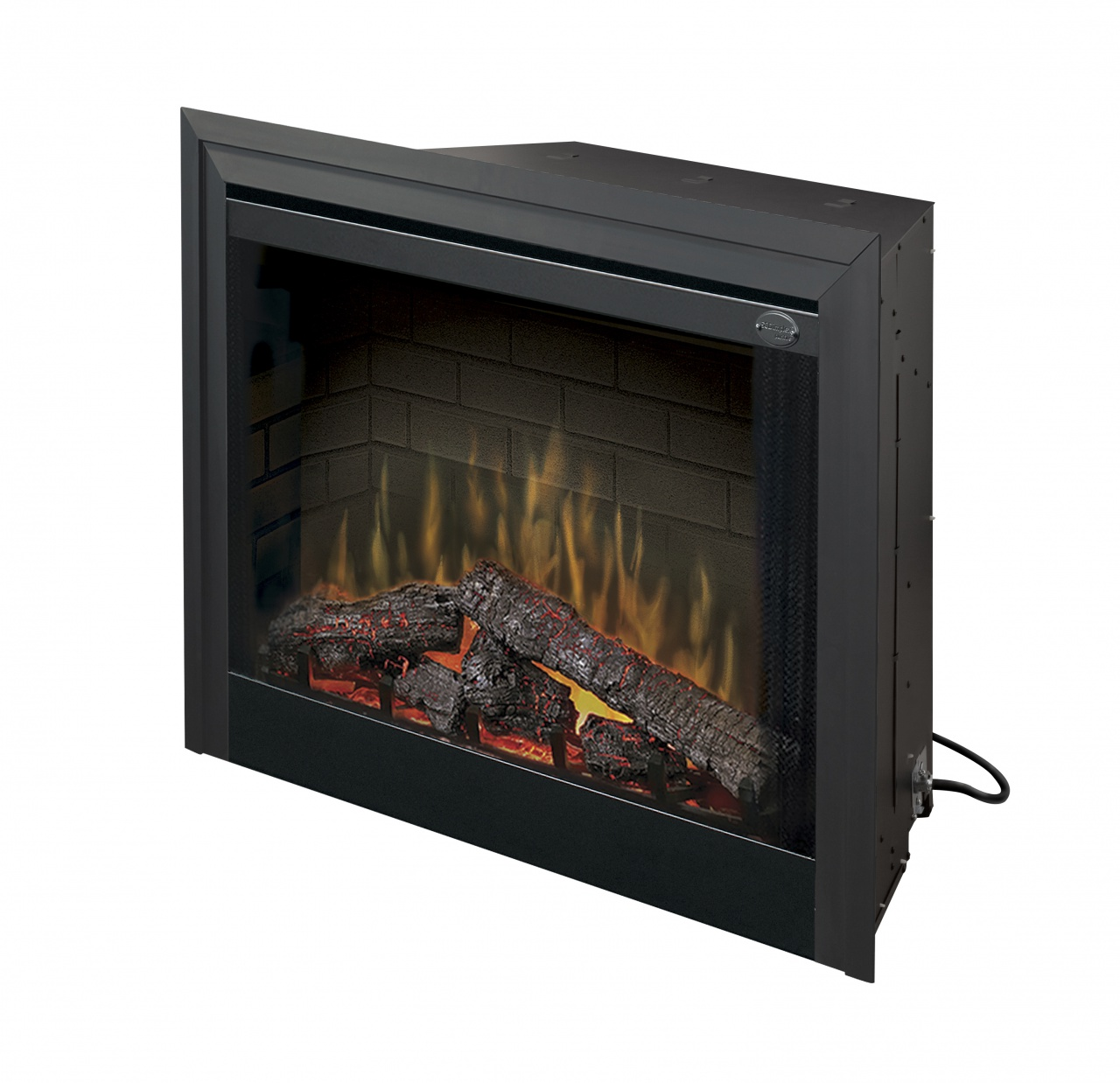 33 Deluxe Built-in Electric Firebox