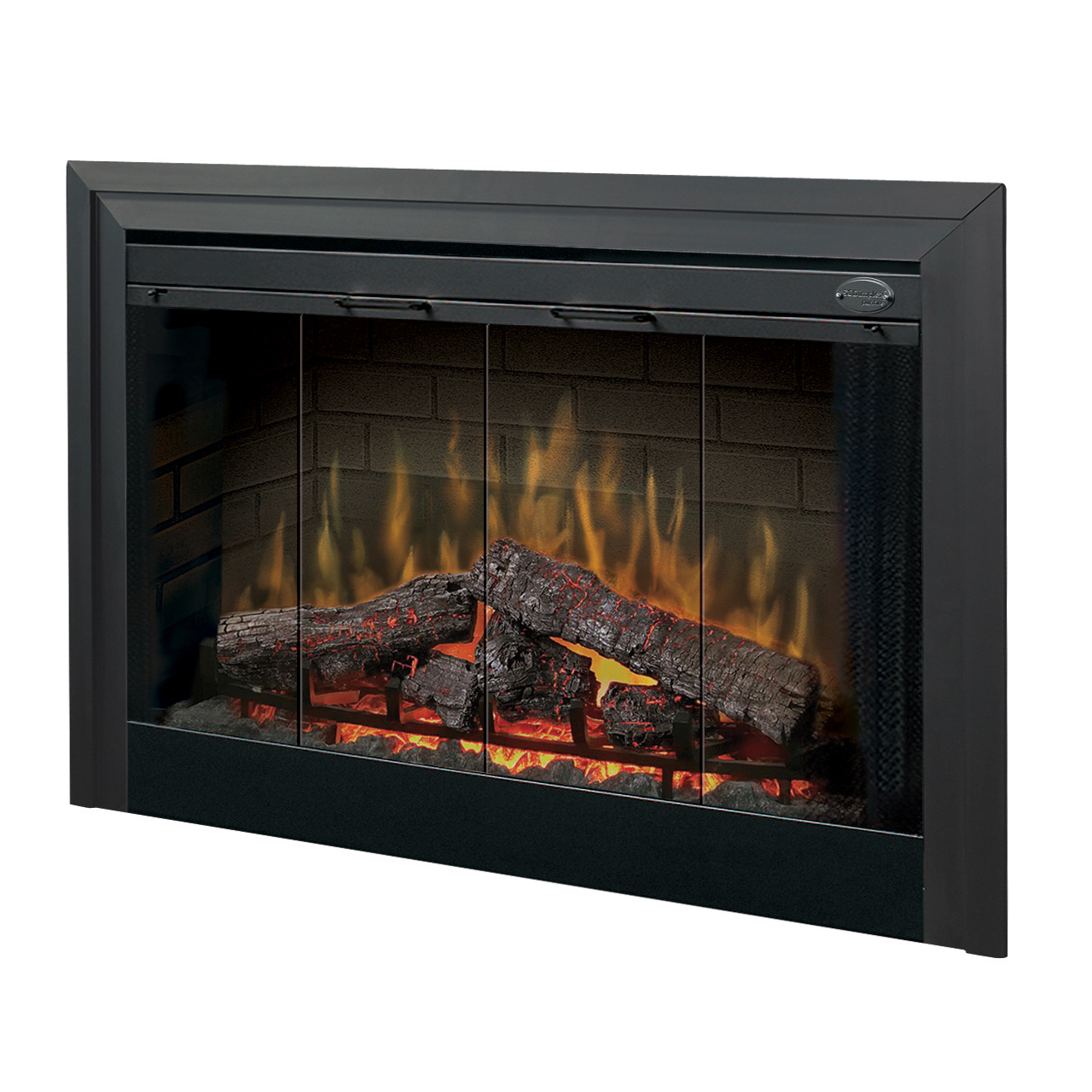 45 Deluxe Built-in Electric Firebox
