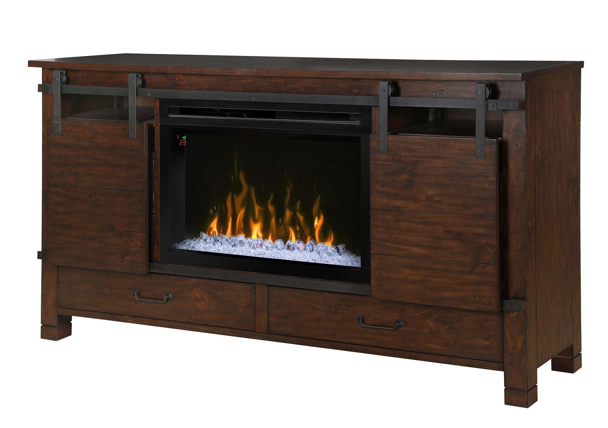 Dimplex Austin Media Console Electric Fireplace Gds33ld
