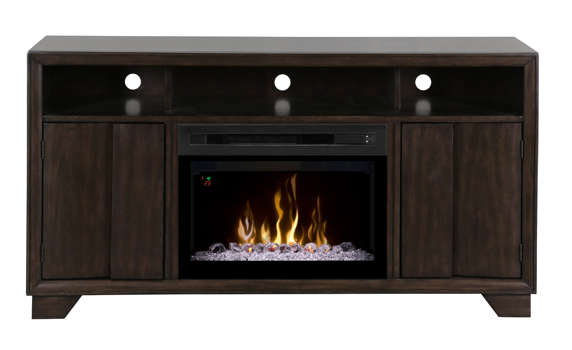 Dimplex Bayne Media Console Electric Fireplace Gds25gd 1411byg