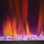 CRYSTALINE™ Ember Bed - Purple