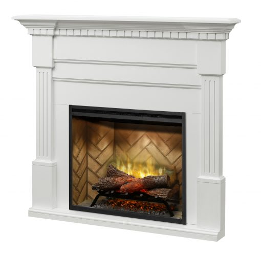 Christina BuiltRite Mantel-White-1