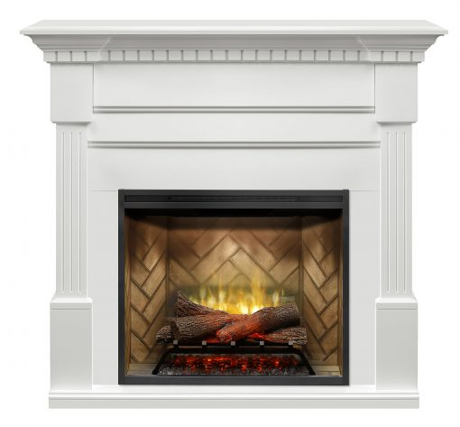 Christina BuiltRite Mantel-White
