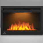 Comes with the Cinema™ Glass 27 Electric Fireplace