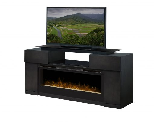 Concord Media Console Ember Bed 1