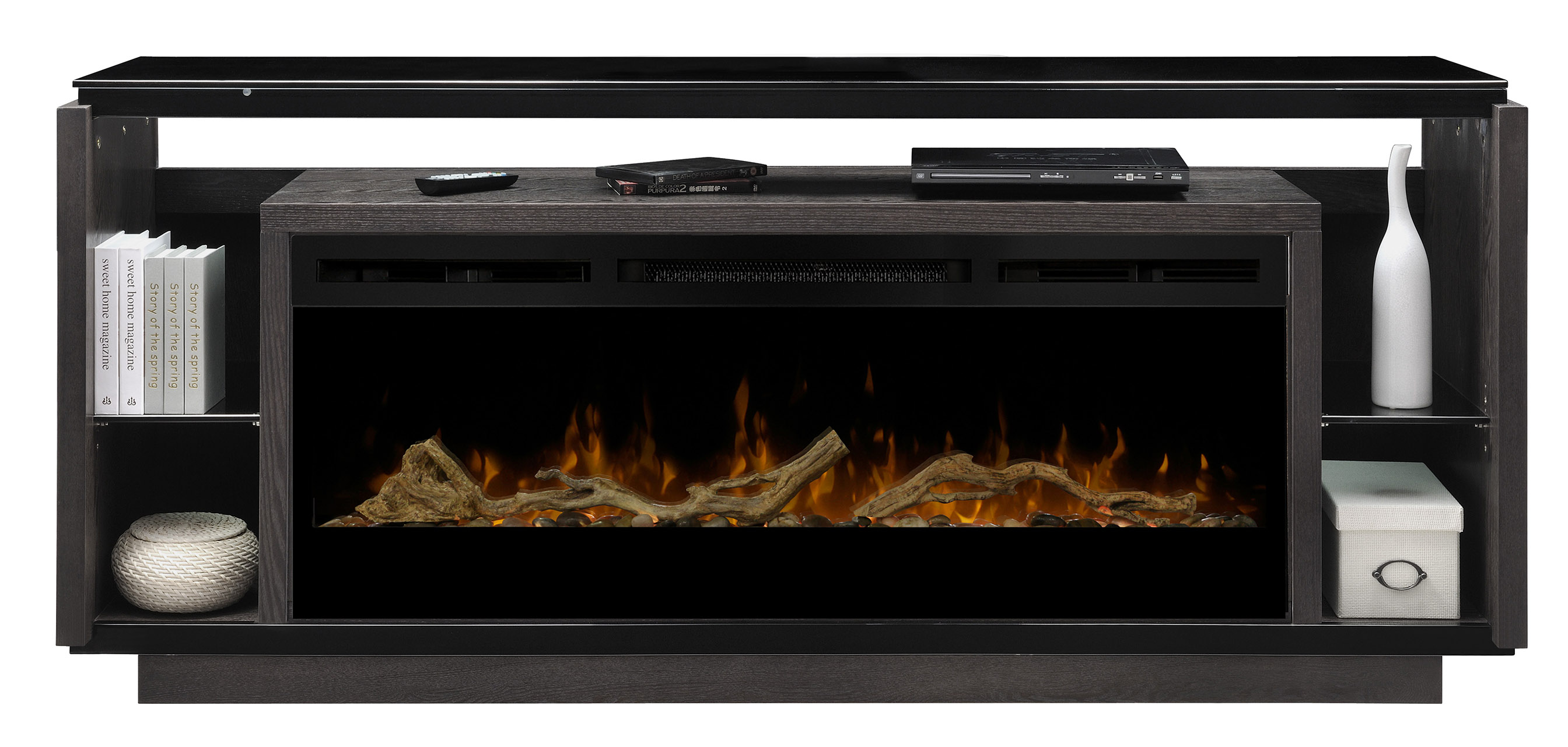 Dimplex David Media Console Electrice Fireplace Gds50g5