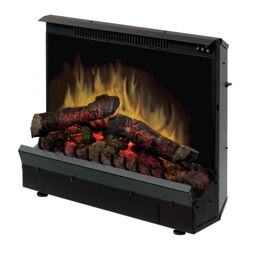 Deluxe 23 Log Set Electric Fireplace Insert
