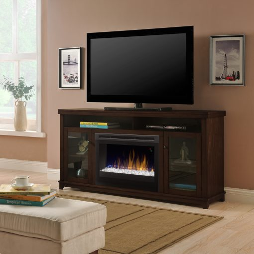 GDS25G5-1491KN-Dupont Media Console-Acrylic Ice-