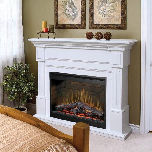 Essex Mantel Electric Fireplace-1