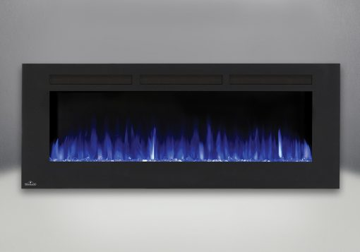Flames set on blue-Allure™ 60
