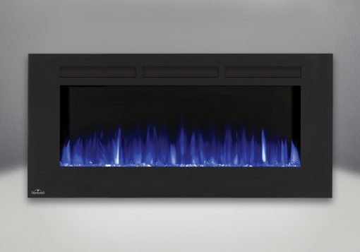 Flames set on blue Allure™ 50
