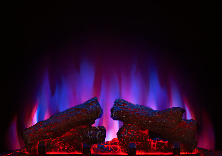 Napoleon Cinema Glass 24 Built In Electric Fireplace