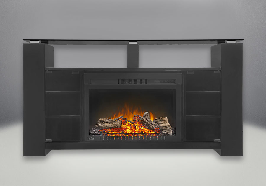 Napoleon Cinema™ Log 27 Built-In Electric Fireplace ...
