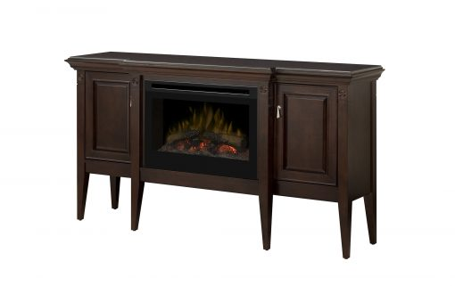 GDS25-1255E-Upton Electric Fireplace-Log Set