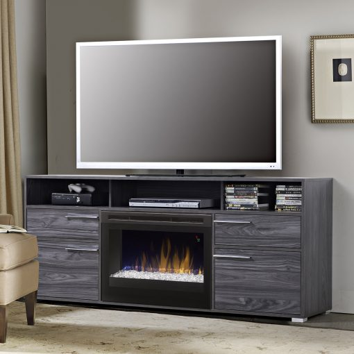 GDS25G5_1686CW-Sander Media Console-Glass Ember Bed