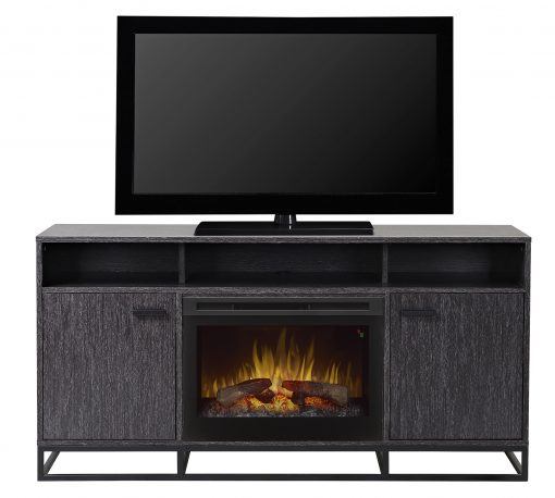 GDS25L5-1660GC-Reily Media Console-Log Set-2