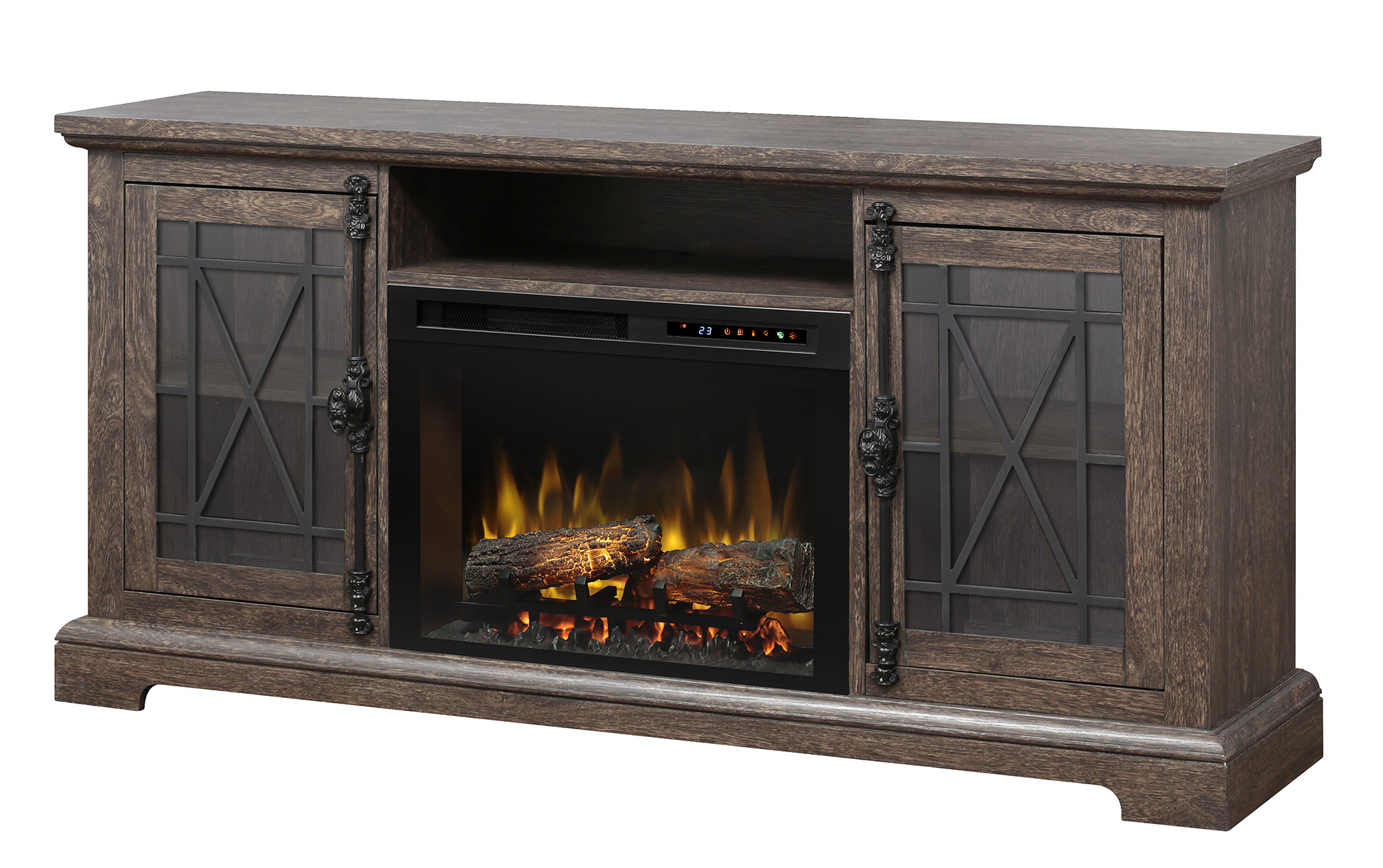 Dimplex Natalie Media Console Electric Fireplace Gds26g8