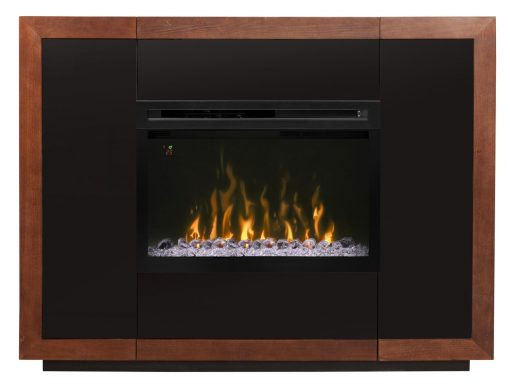 GDS33GD-1681MA-Salazar Mantel Electric Fireplace-Acrylic Ice