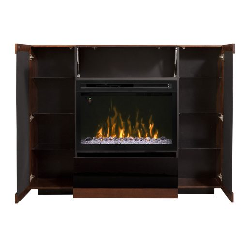 GDS33GD_1681MA-Salazar Mantel Electric Fireplace-Acrylic Ice-1