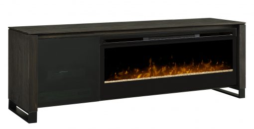 GDS50G-1429CC-Howden Media Console-Glass Ember Bed 2
