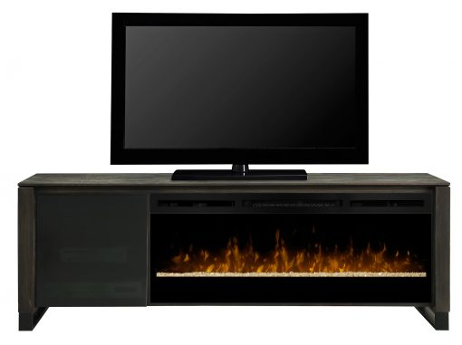 GDS50G-1429CC-Howden Media Console-Glass Ember Bed