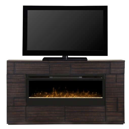 GDS50G3_1559BT-Markus Electric Fireplace-Glass Ember Bed-1