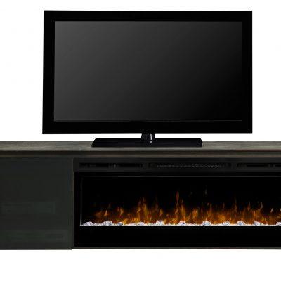 GDS50G5-1429CC-Howden Media Console- Acrylic Ice