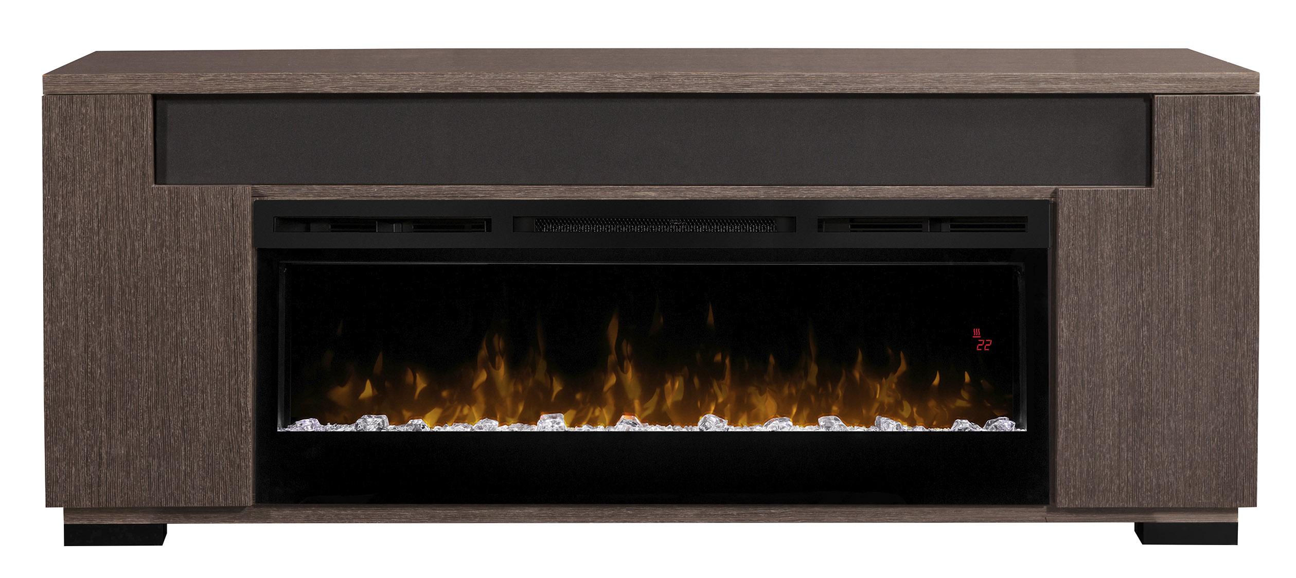 Dimplex Haley Media Console Electric Fireplace Gds50g5 1671w