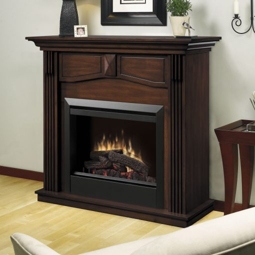 Holbrook Electric Fireplace-1