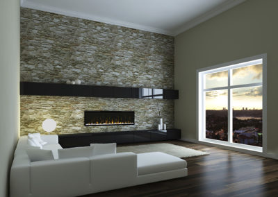 IgniteXL® 50 Linear Electric Fireplace-3