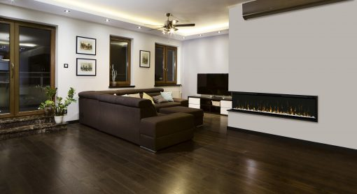 IgniteXL® 74 Linear Electric Fireplace-7