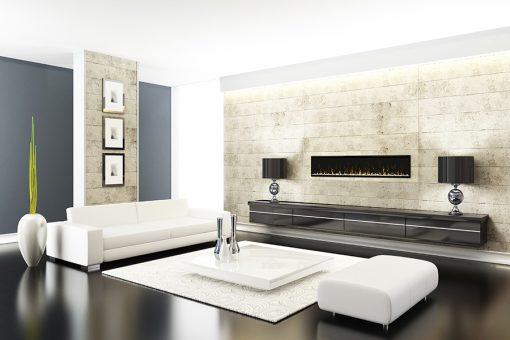 IgniteXL® 74 Linear Electric Fireplace-8