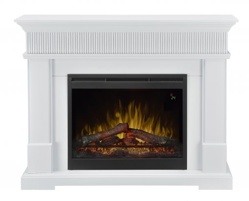 Jean Mantel Electric Fireplace-2