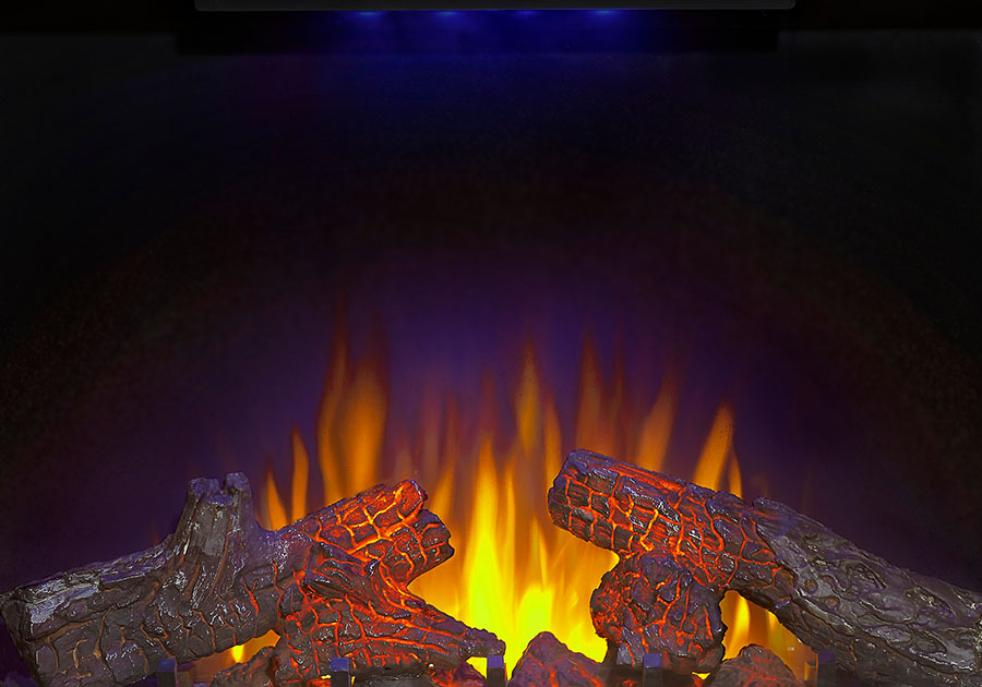 Napoleon Ascent Electric 40 Built In Fireplace Nefb40h