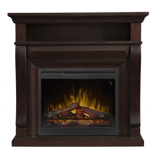 Noah Mantel Electric Fireplace-1