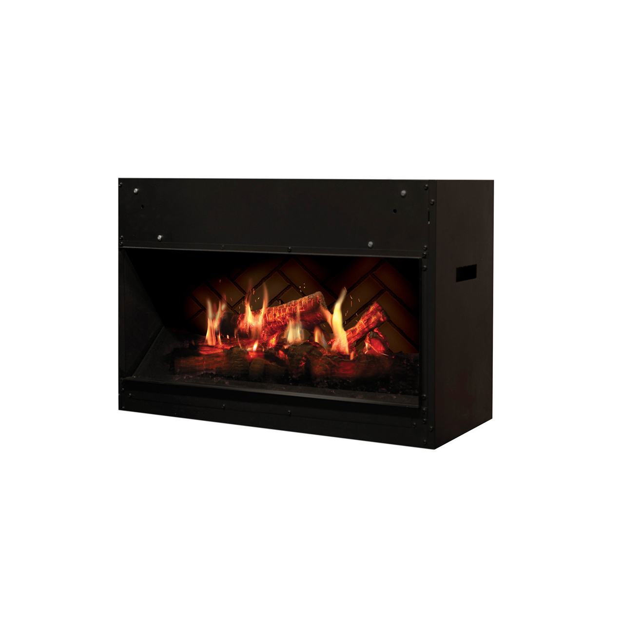 Awesome Dimplex Opti V Solo Electric Fireplace Vf2927L Toronto Download Free Architecture Designs Barepgrimeyleaguecom