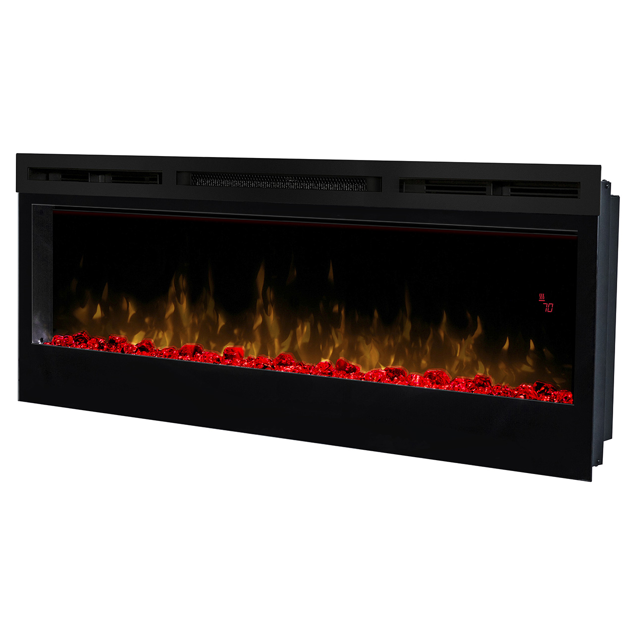 Dimplex Prism Series 50 Quot Wall Mount Electric Fireplace