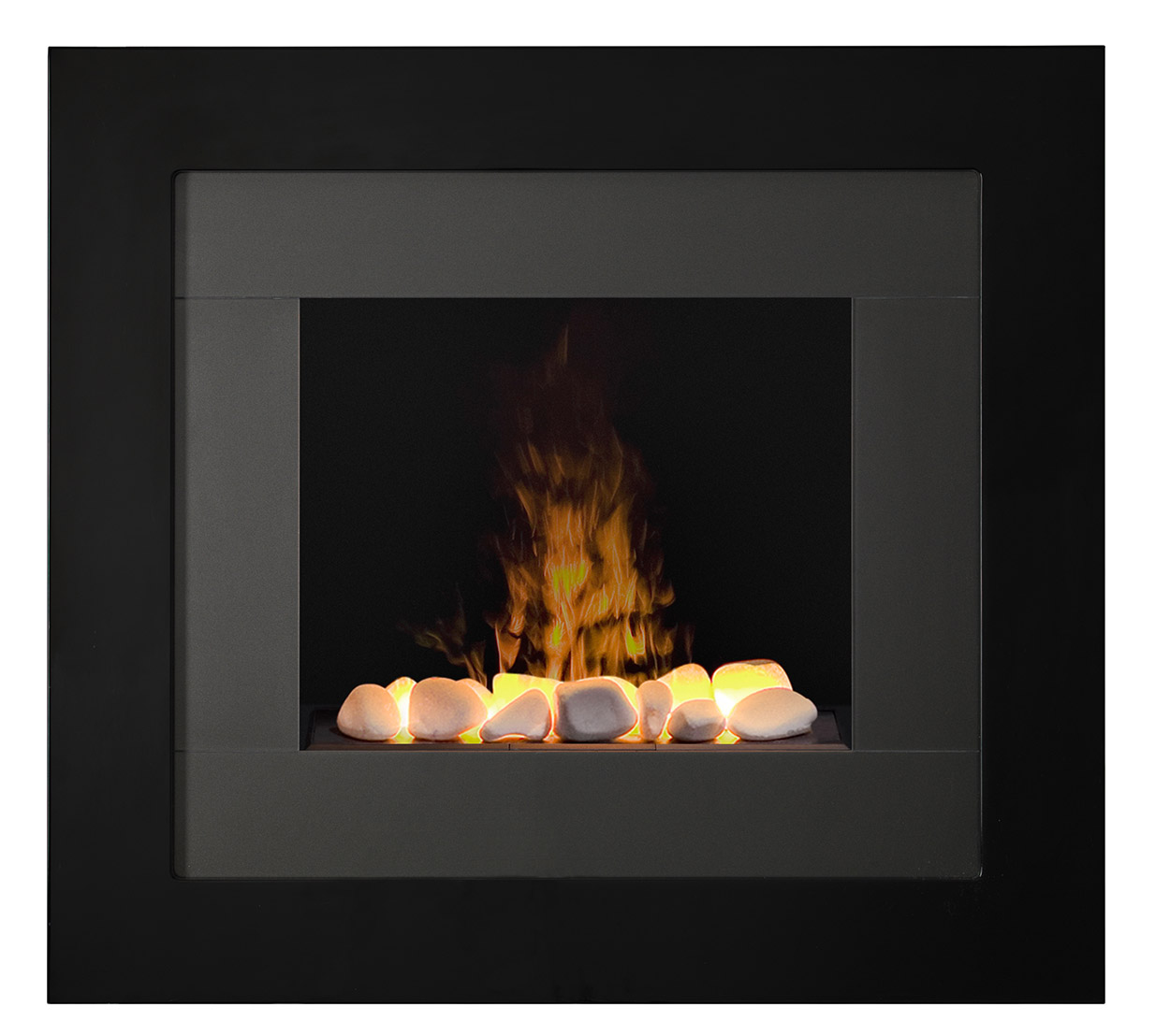 Redway Wall-mount Fireplace