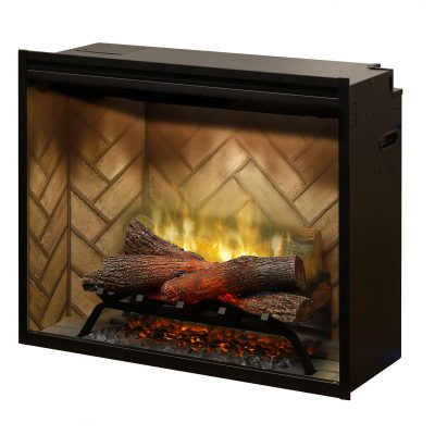 Revillusion 30 Built-in Firebox