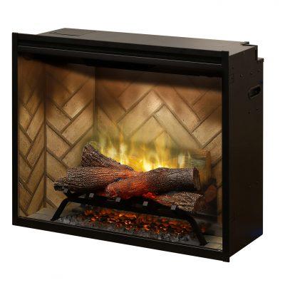 Revillusion 30 Built-in Firebox