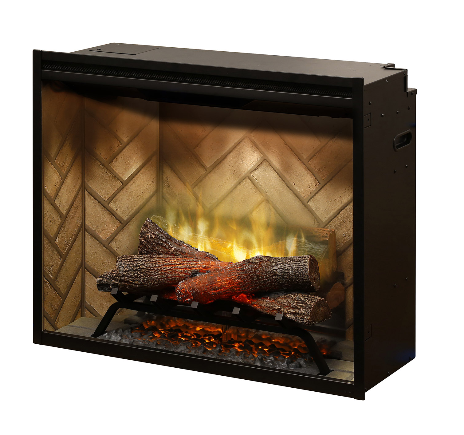 Dimplex Revillusion 30 Quot Built In Firebox Electric
