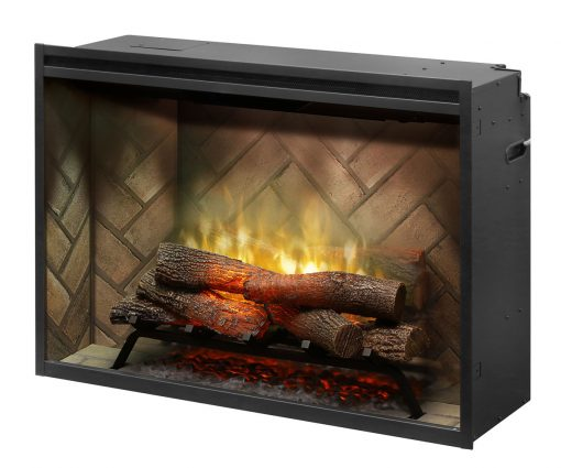 Revillusion 36 Built-in Firebox-4