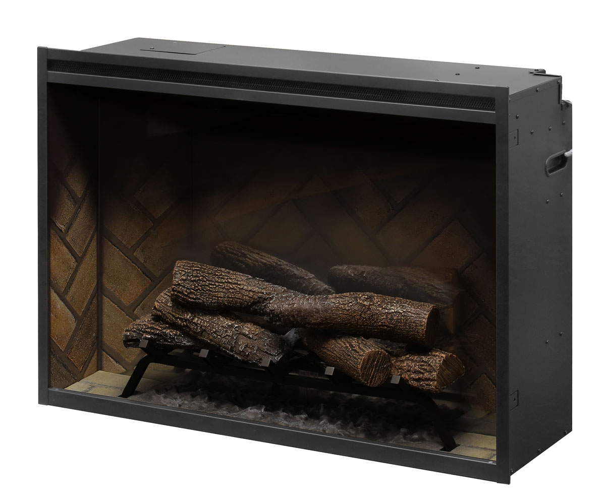 Dimplex Revillusion 36 Built In Firebox Electric Fireplace Rbf36