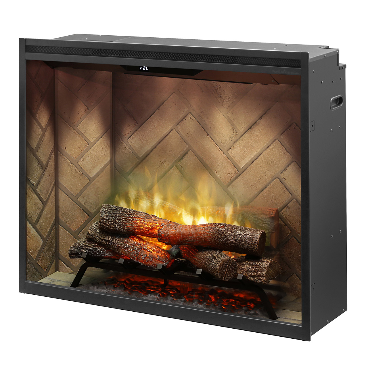 Revillusion 36 Portrait Built-in Firebox