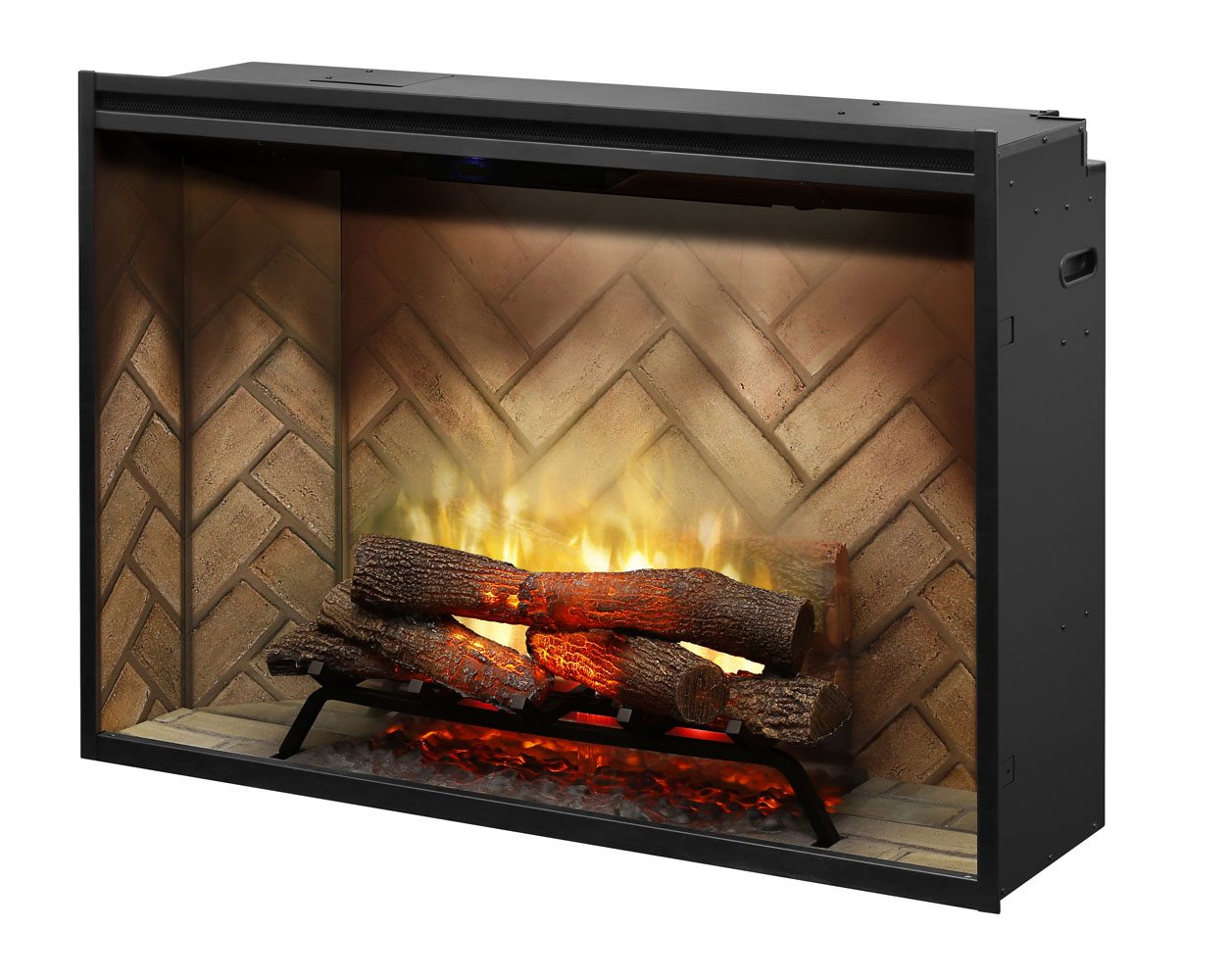 "Dimplex Revillusion 42"" Built-in Firebox Electric ..."