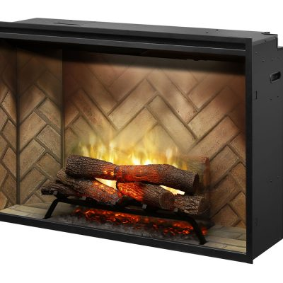 Revillusion 42 Built-in Firebox