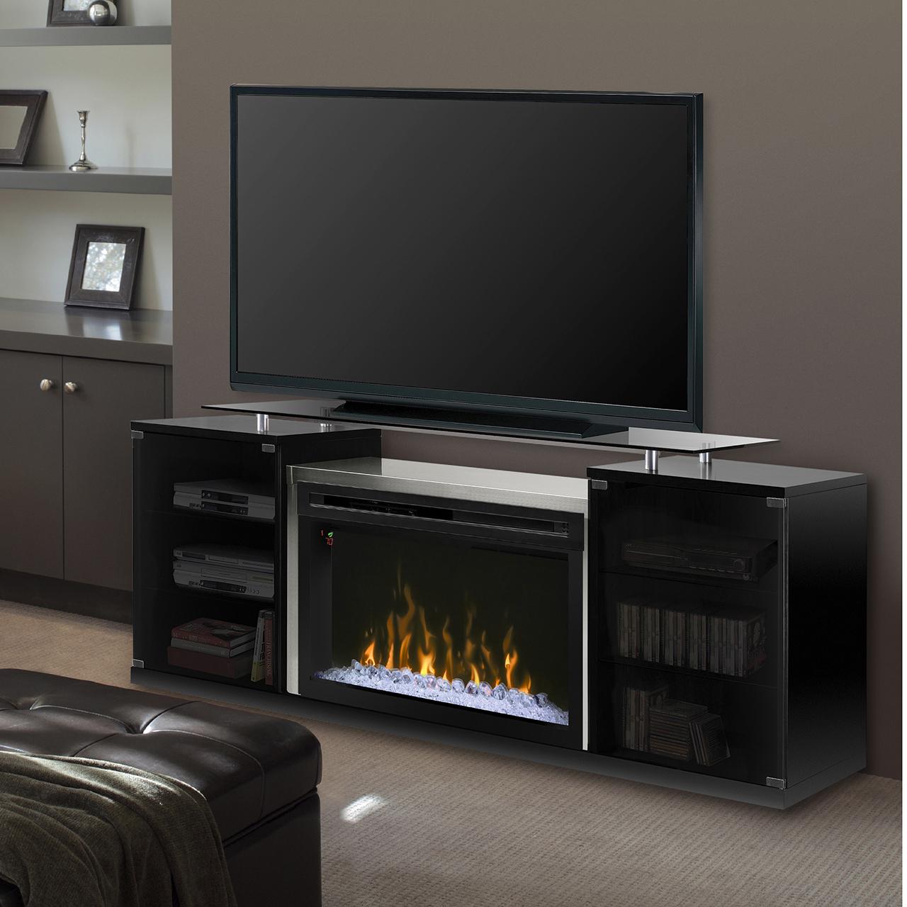Dimplex Marana Media Console Electric Fireplace Sgfph 500 B
